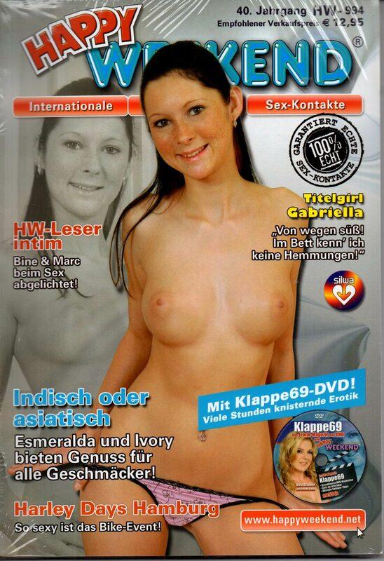 Happy Weekend Nr. 994 + DVD Magazin DVD-Magazin Bild