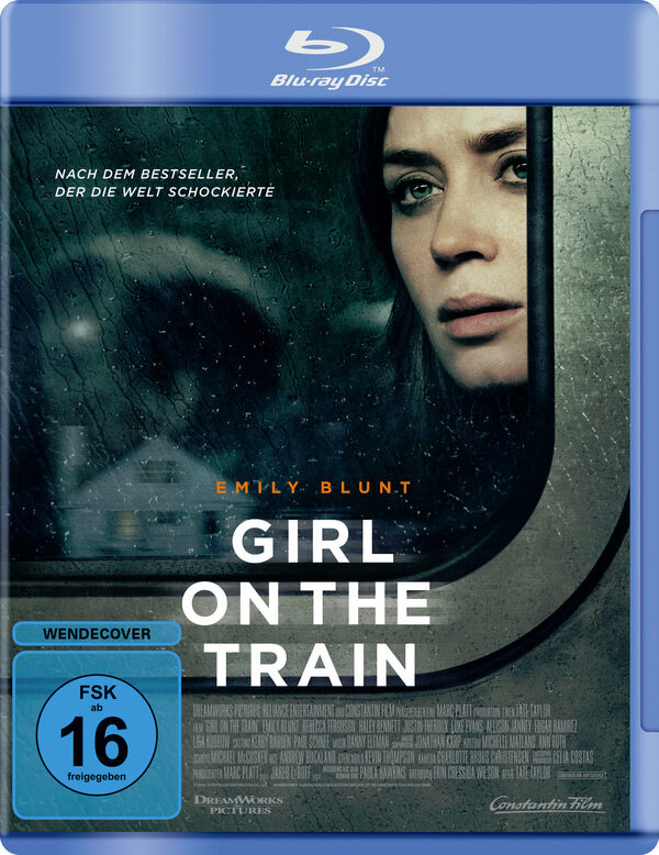 Girl on the Train Blu-ray Bild