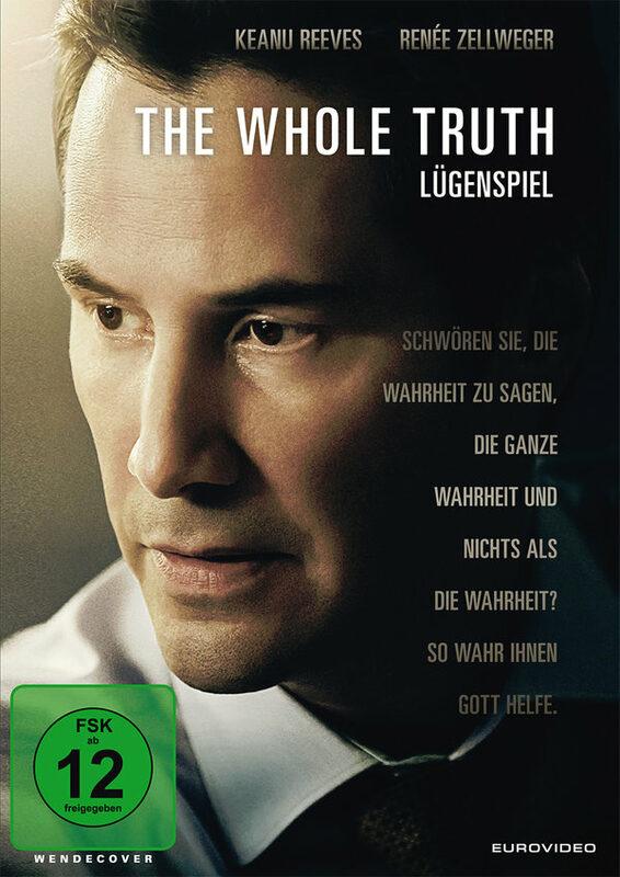 The Whole Truth -  Lügenspiel DVD Bild