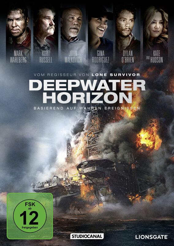 Deepwater Horizon DVD Bild