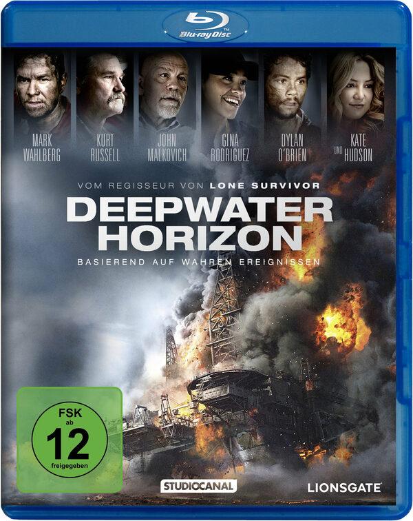 Deepwater Horizon Blu-ray Bild