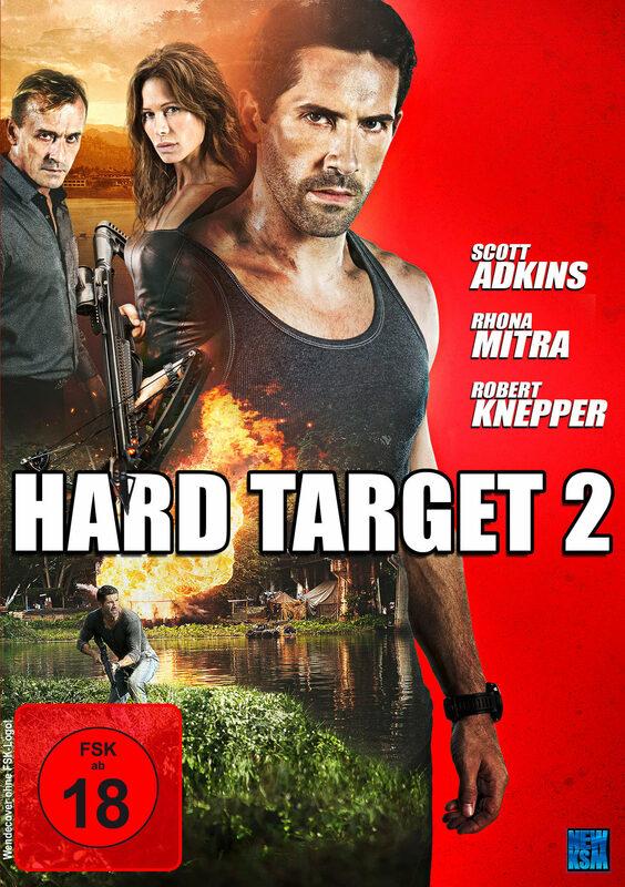 Hard Target 2 DVD Bild