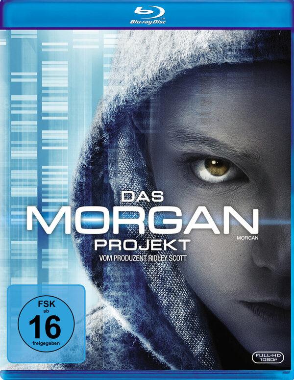 Das Morgan Projekt Blu-ray Bild
