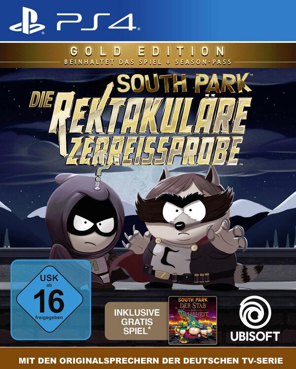 South Park - Die rektakuläre... (Gold Edition) Playstation 4 Bild