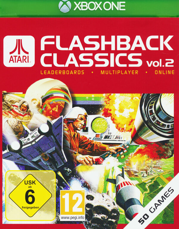 Atari Flashback Classics Vol. 2 XBox One Bild