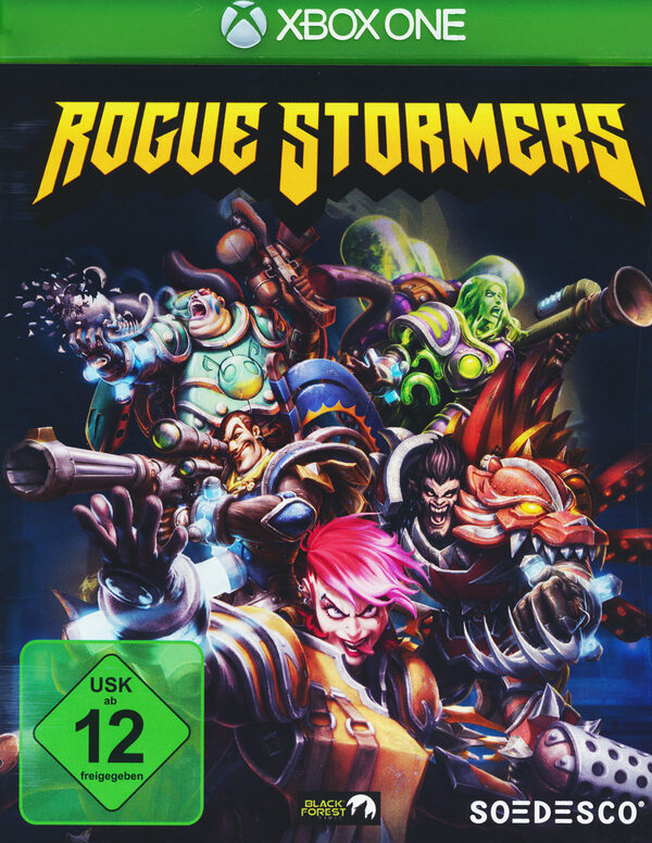 Rogue Stormers XBox One Bild