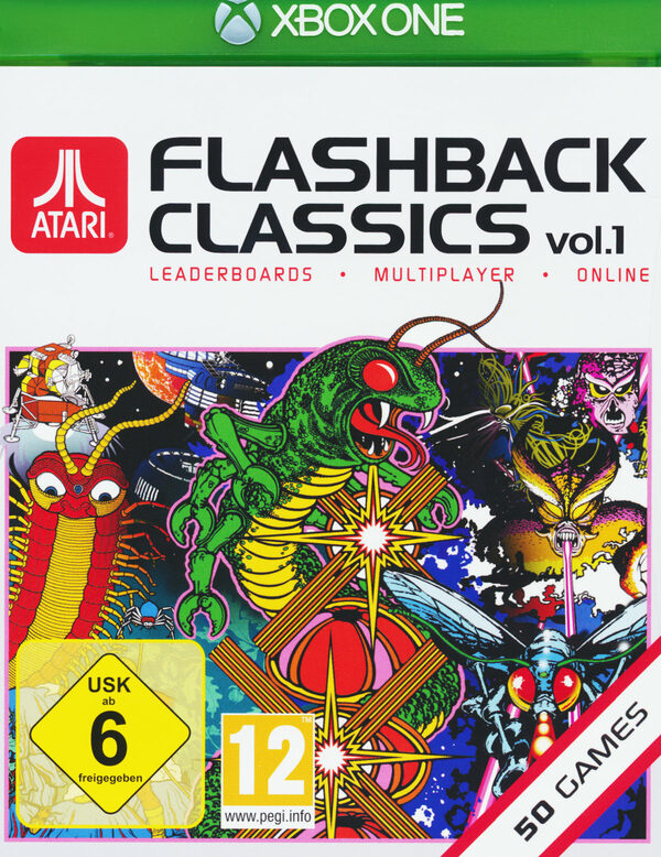 Atari Flashback Classics Vol. 1 XBox One Bild