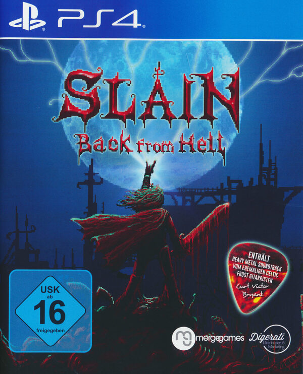Slain - Back from Hell Playstation 4 Bild