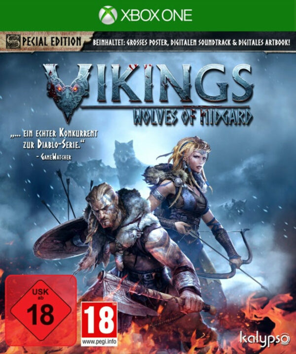 Vikings - Wolves of Midgard XBox One Bild