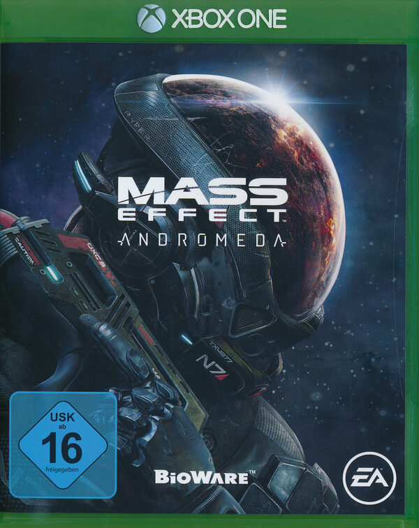 Mass Effect Andromeda XBox One Bild