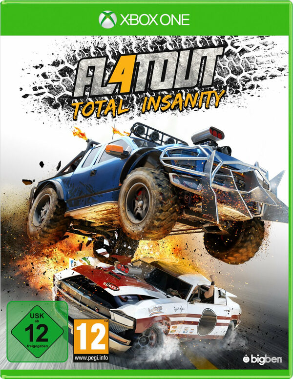 Flatout 4 - Total Insanity XBox One Bild