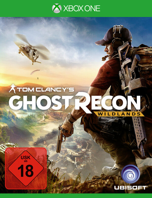 Tom Clancy's Ghost Recon - Wildlands XBox One Bild