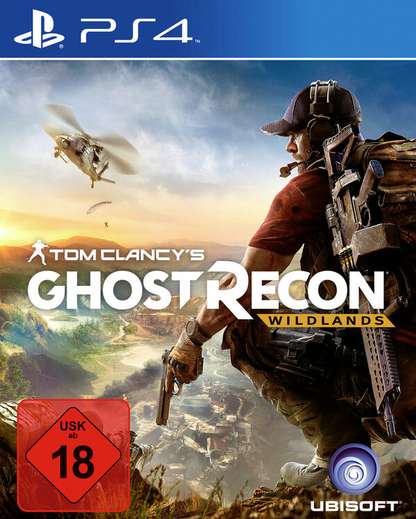 Tom Clancy's Ghost Recon - Wildlands Playstation 4 Bild