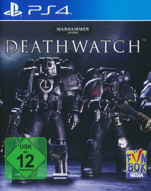 Warhammer 40.000 - Deathwatch Playstation 4 Bild