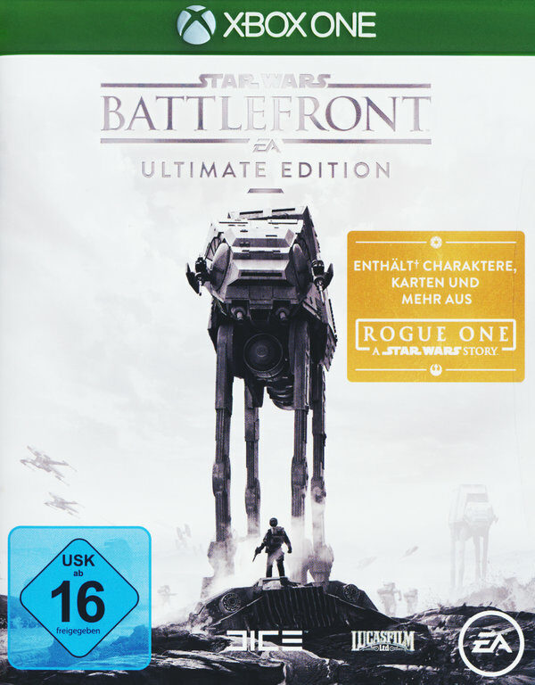 Star Wars Battlefront (Ultimate Edition) XBox One Bild