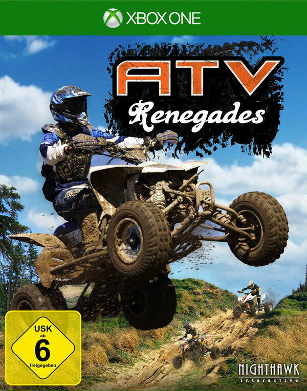 ATV Renegades XBox One Bild