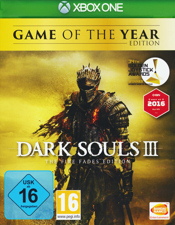 Dark Souls 3 - The Fire Fades Edition (GOTY) XBox One Bild