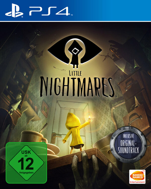 Little Nightmares Playstation 4 Bild