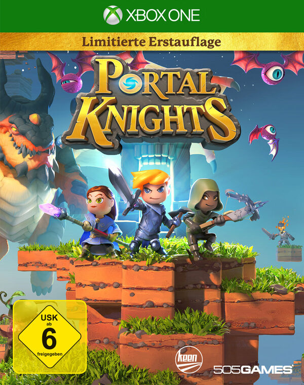 Portal Knights XBox One Bild