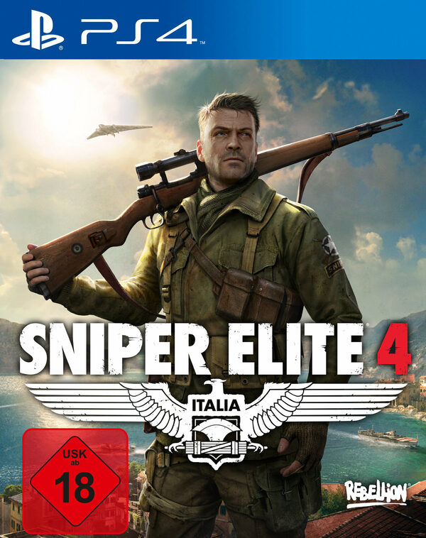 Sniper Elite 4 Playstation 4 Bild