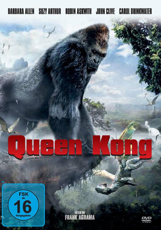 Queen Kong DVD Bild