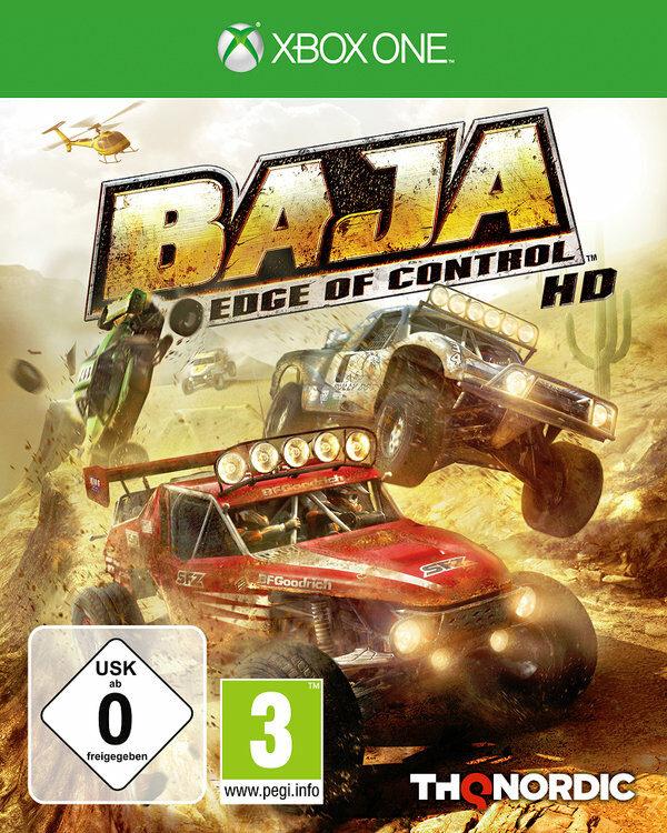 Baja: Edge Of Control HD XBox One Bild
