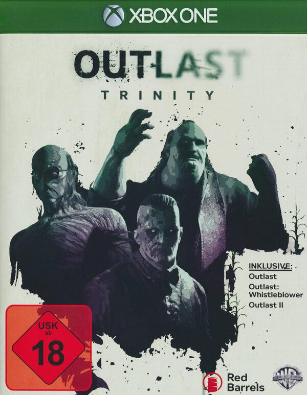 Outlast Trinity XBox One Bild