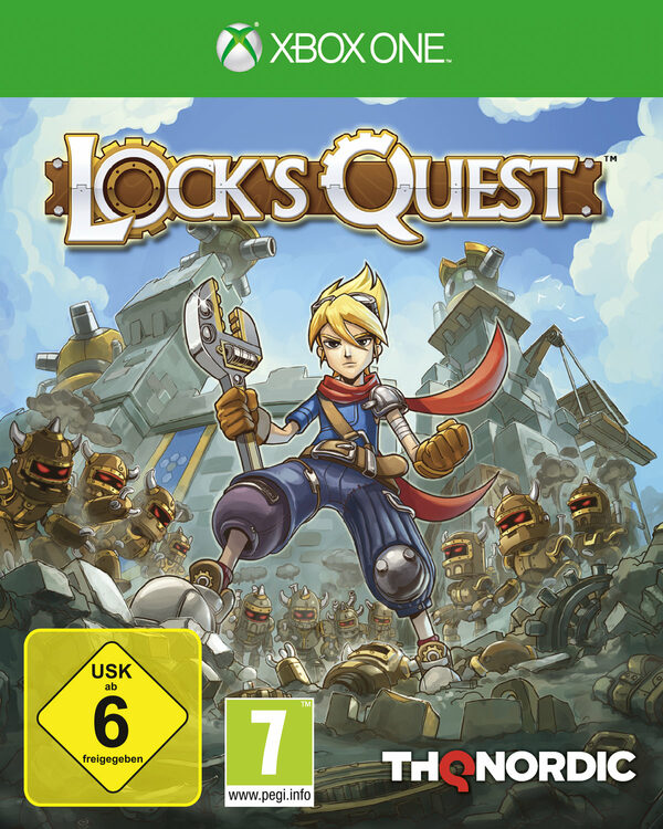 Lock's Quest XBox One Bild