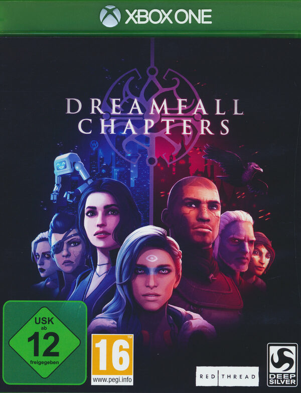 Dreamfall Chapters XBox One Bild