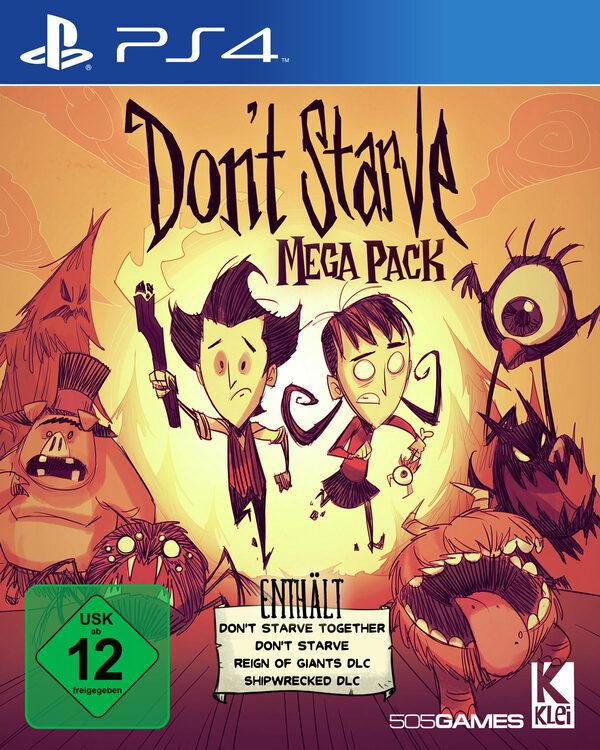 Don't Starve - Mega Pack Playstation 4 Bild
