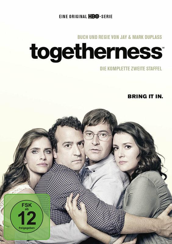 Togetherness - Staffel 2 DVD Bild