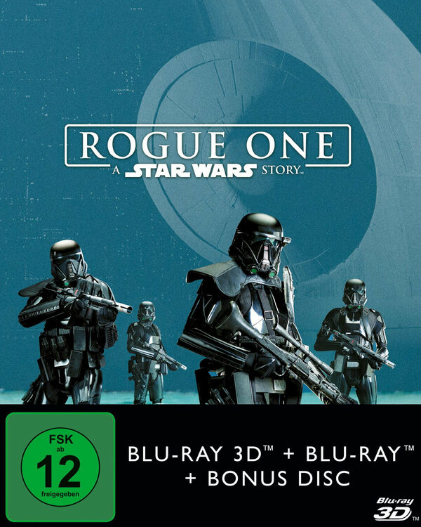 Rogue One: A Star Wars Story  (+ BR) (+ Bonus) Blu-ray Bild