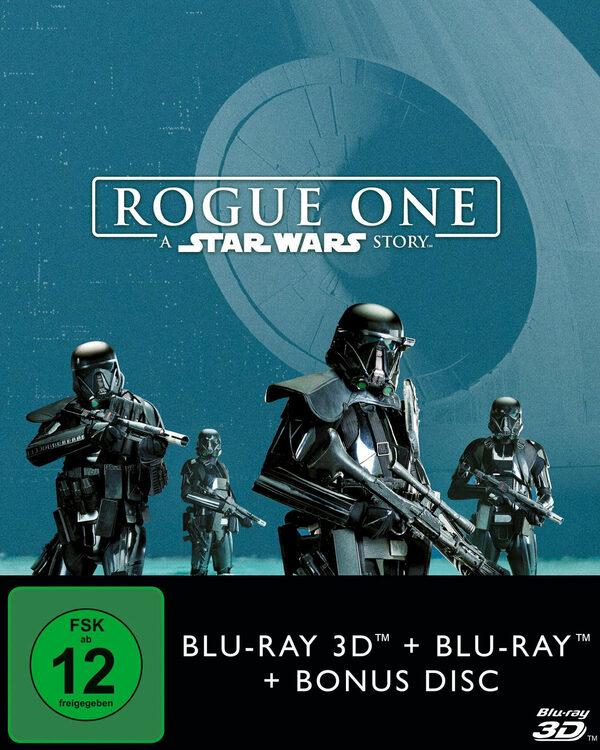 Rogue One: A Star Wars Story  (+ BR) (+ Bonus) Blu-ray Bild