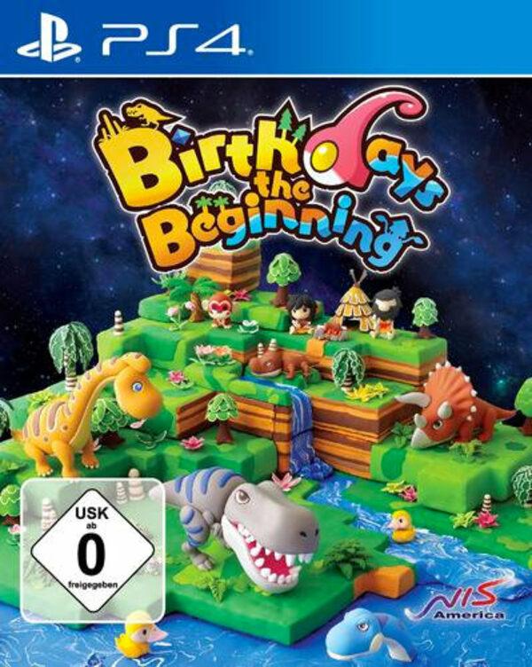 Birthdays the Beginning Playstation 4 Bild
