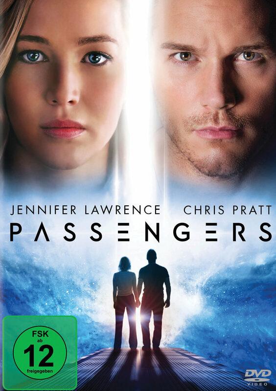 Passengers DVD Bild