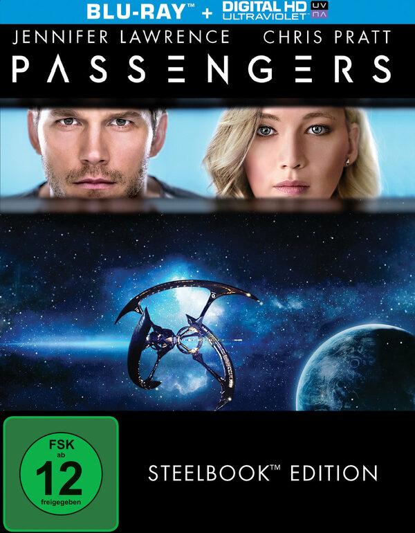 Passengers  [SB] Blu-ray Bild
