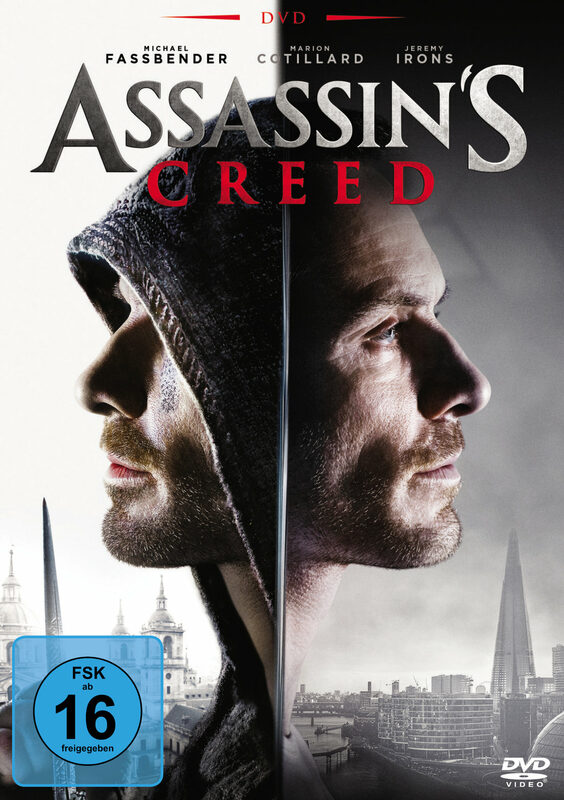 Assassin's Creed DVD Bild