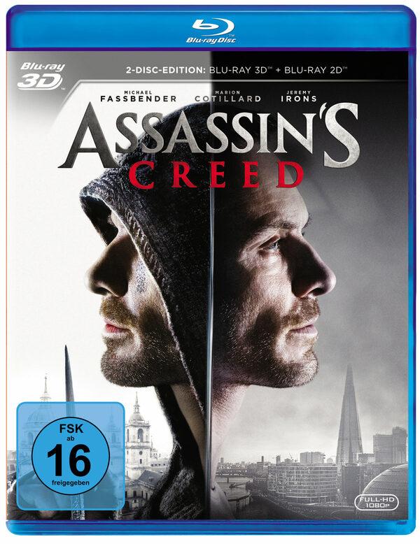 Assassin's Creed  (+ BR) Blu-ray Bild