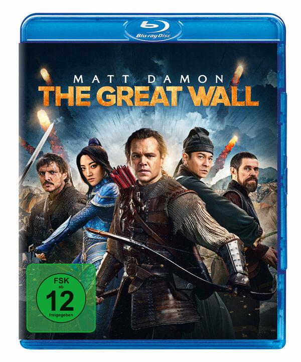 The Great Wall Blu-ray Bild
