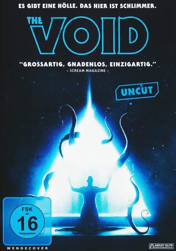 The Void - Es gibt eine Hölle. Dies hier ist ... DVD Bild