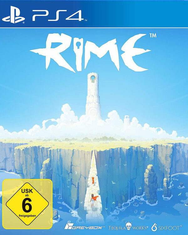 RiME Playstation 4 Bild