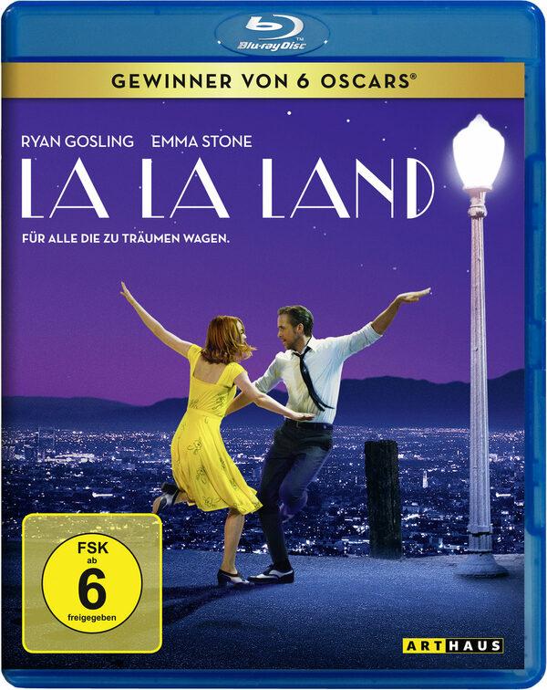 La La Land Blu-ray Bild