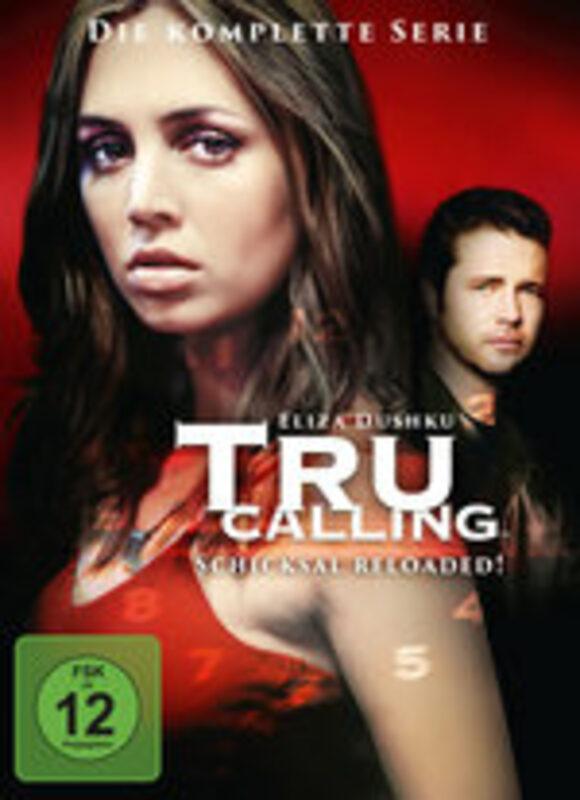 Tru Calling: Schicksal reloaded! - Kompl. Serie DVD Bild