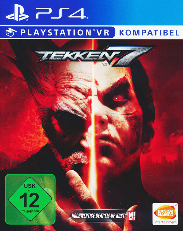 Tekken 7 Playstation 4 Bild
