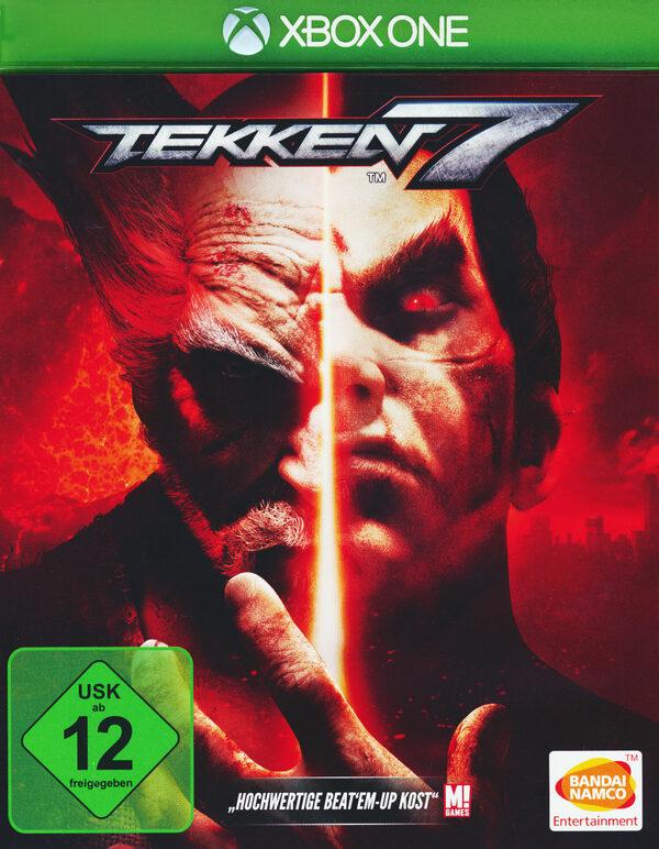 Tekken 7 XBox One Bild