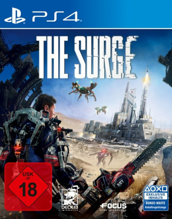 The Surge Playstation 4 Bild