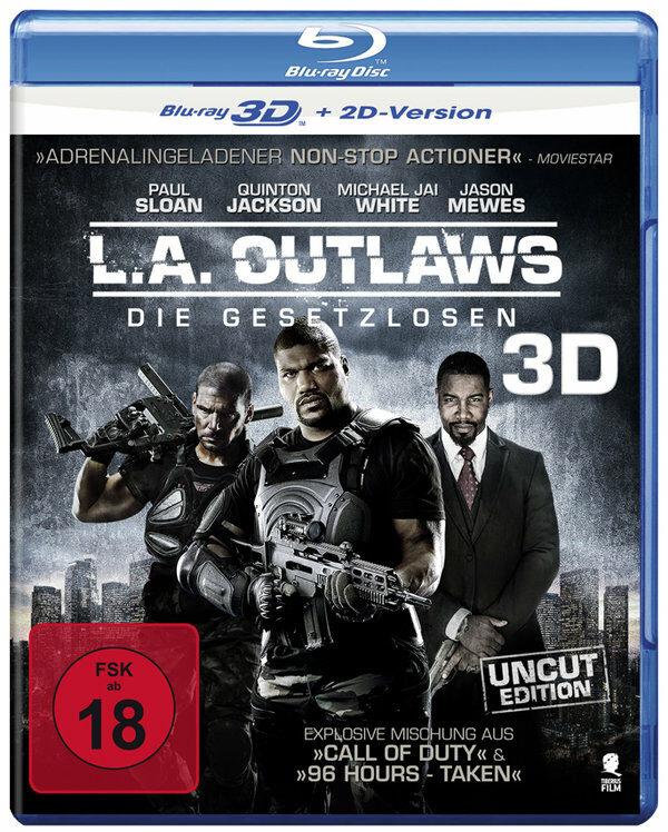 L.A. Outlaws - Die Gesetzlosen Blu-ray Bild