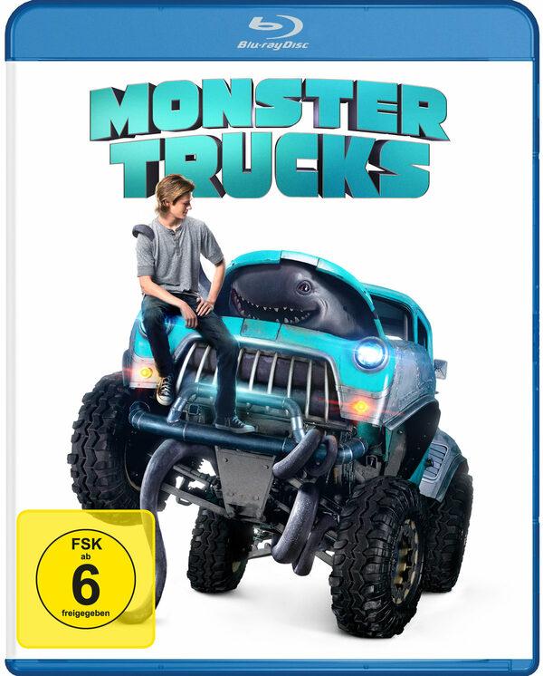 Monster Trucks Blu-ray Bild