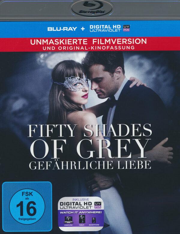 Fifty Shades of Grey - Gefährliche Liebe Blu-ray Bild