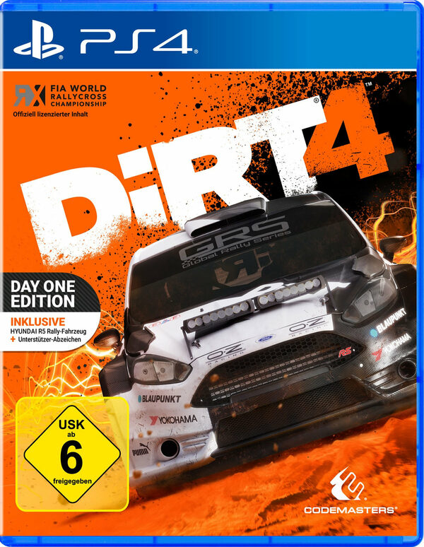 Dirt 4 (Day One Edition) Playstation 4 Bild